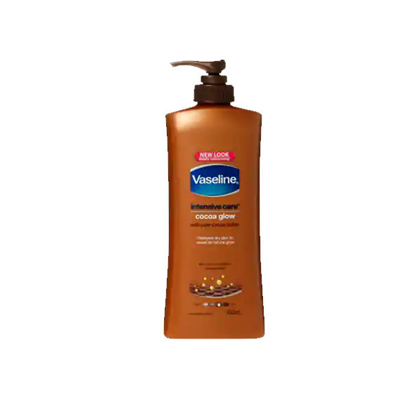 Vaseline Intensive Care Cocoa Radiant Body Lotion 400ml (UK)