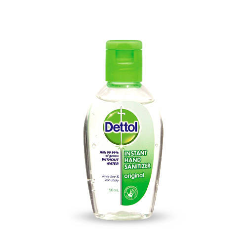 Dettol Original Hand Sanitizer 50ml