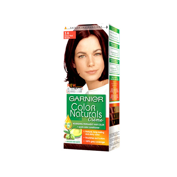 Garnier Color Naturals Hair Color 3.6 40ml