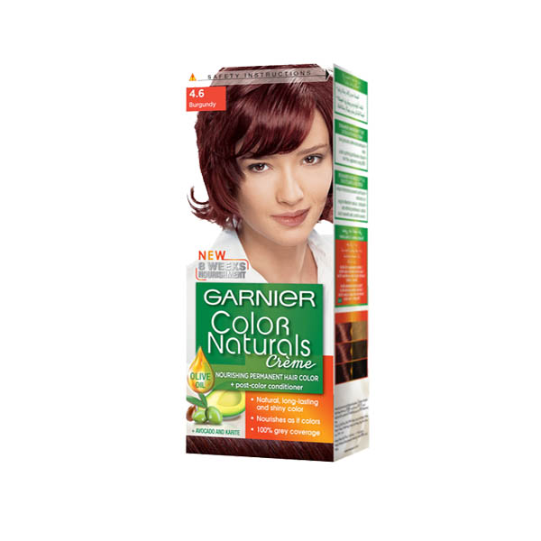 Garnier Color Naturals Hair Color 4.6 40ml