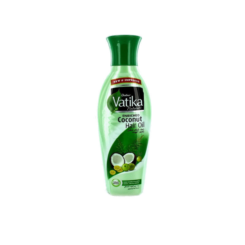Dabur Vatika New & Improved Coconut Hair Oil 125ml
