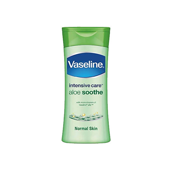 Vaseline Intensive Care Aloe Soothe Body Lotion 200ml (G)