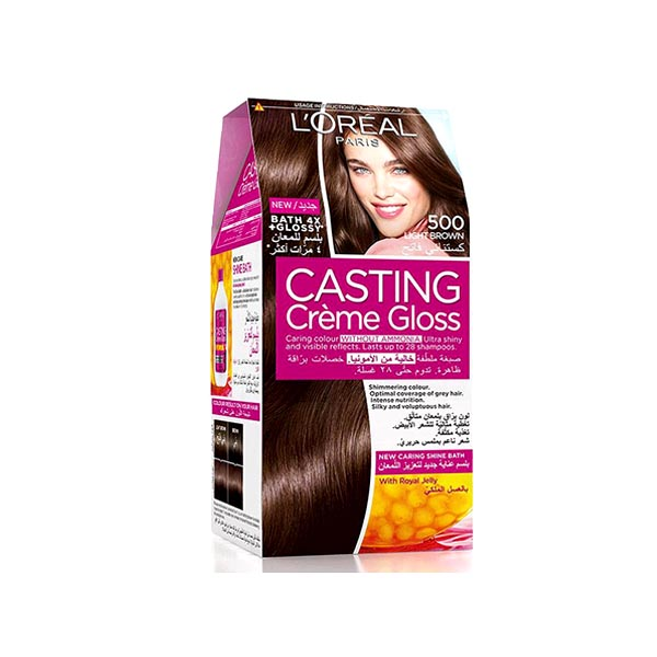Loreal Casting Creme Gloss Hair Color 500
