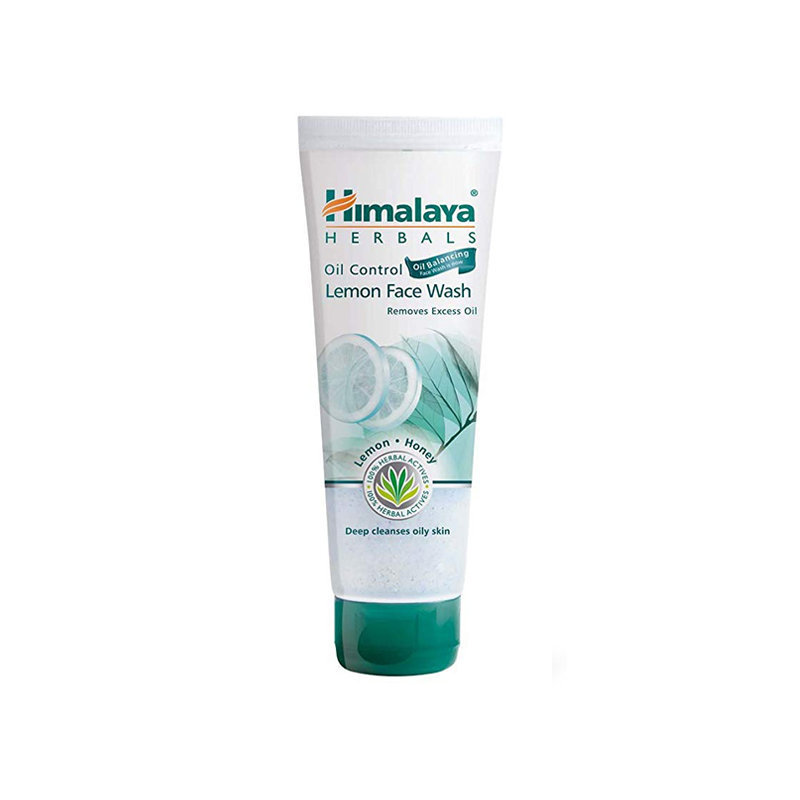 Himalaya Oil Control Lemon Face Wash 100ml