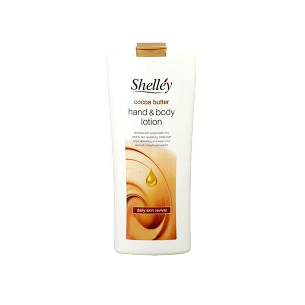 Shelley Rich Cocoa Butter Hand & Body Lotion 500ml