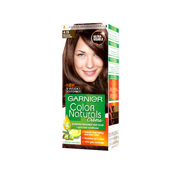 Garnier Color Naturals Hair Color 4.15 Tube 40ml