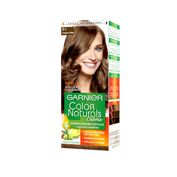 Garnier Color Naturals Hair Color 5.1/2 Tube 40ml