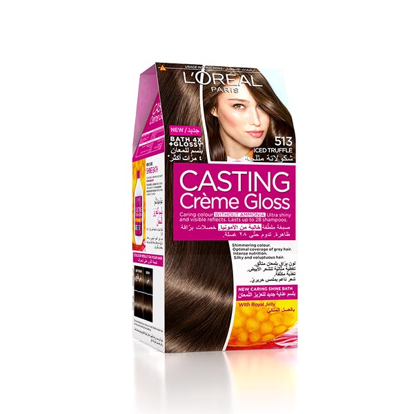 Loreal Casting Cr�me Gloss Hair Color 513
