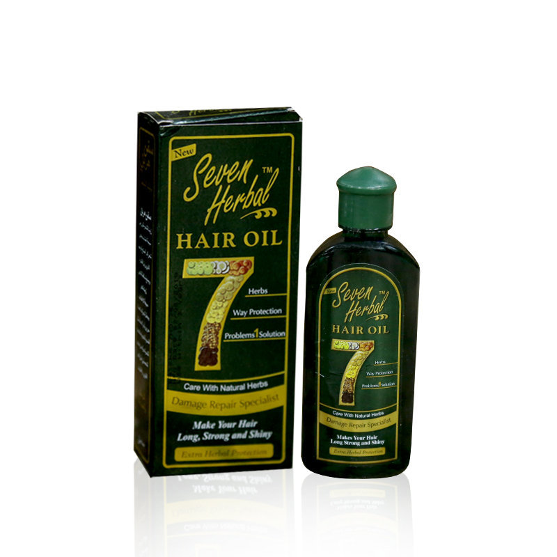 Seven Herbal Hair Oil 7 100ml