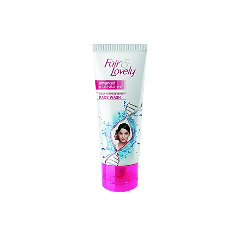 Fair n Lovely Advanced Multi Vitamin Face Wash 80gm (Pak)
