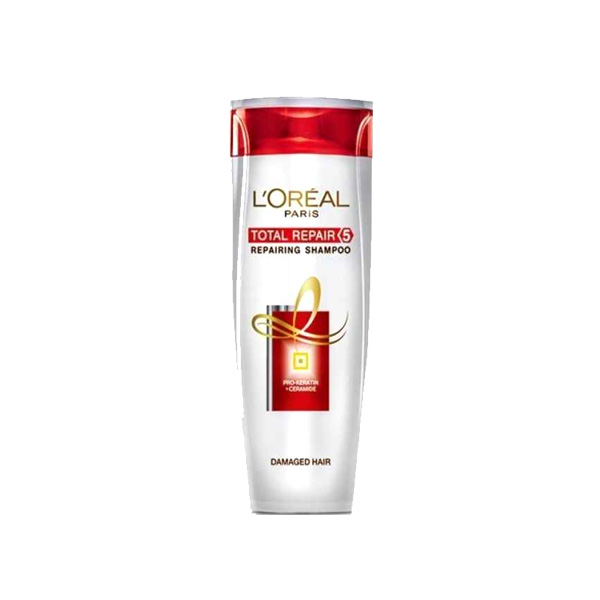 Loreal Total Repair 5 Repairing Shampoo 360ml (AG)