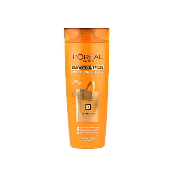 Loreal Smooth Intense Smoothing Shampoo 360ml (AG)