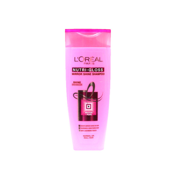 Loreal Nutri Gloss Mirror Shine Shampoo 360ml (AG)