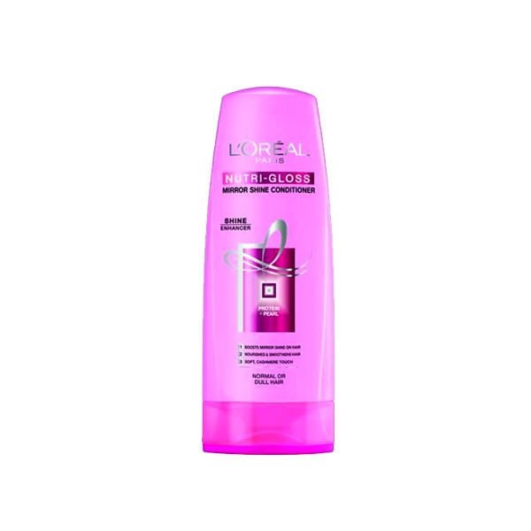 Loreal Nutri Gloss Mirror Shine Conditioner 175ml (AG)