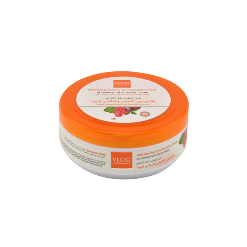 VLCC Red Bearberry & Passion Fruit Moisturizing Face Cream 75ml