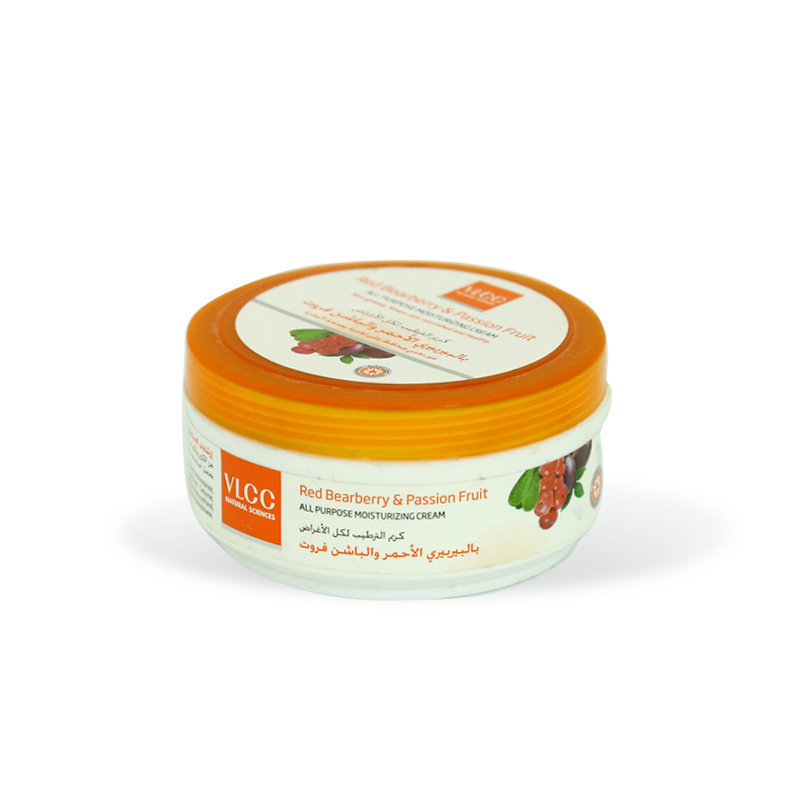 VLCC Red Bearberry n Passion Fruit Moisturizing Face Cream 150ml