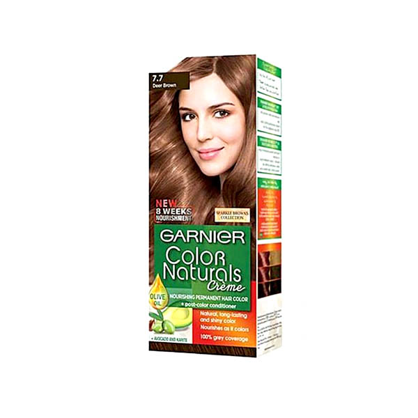 Garnier Color Naturals Hair Color 7.7 40ml