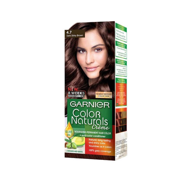 Garnier Color Naturals Hair Color 4.7 40ml
