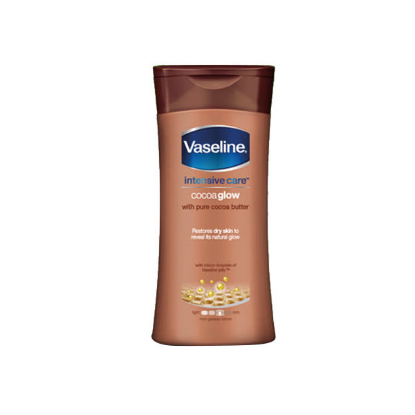Vaseline Intensive Care Cocoa Radiant Body Lotion 200ml (UK)