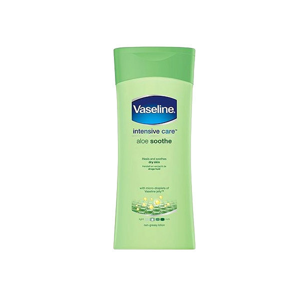 Vaseline Intensive Care Aloe Soothe Body Lotion 200ml (UK)