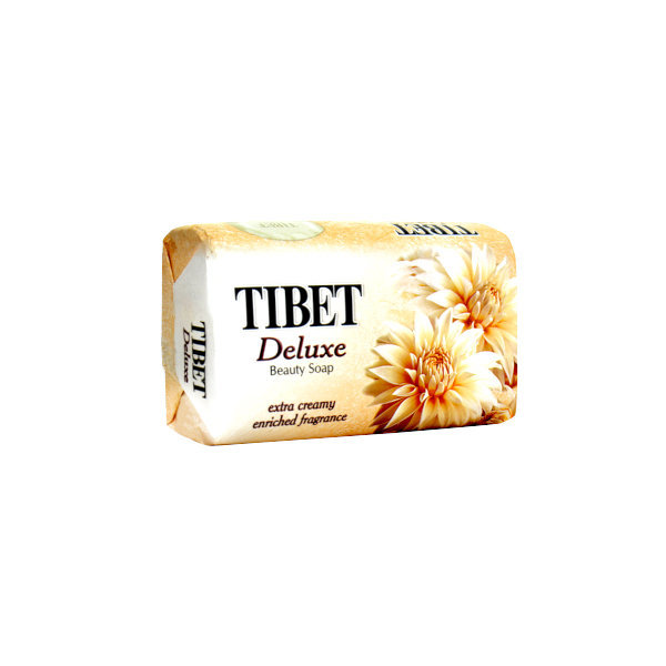 Tibet Deluxe Soap 75gm (White)