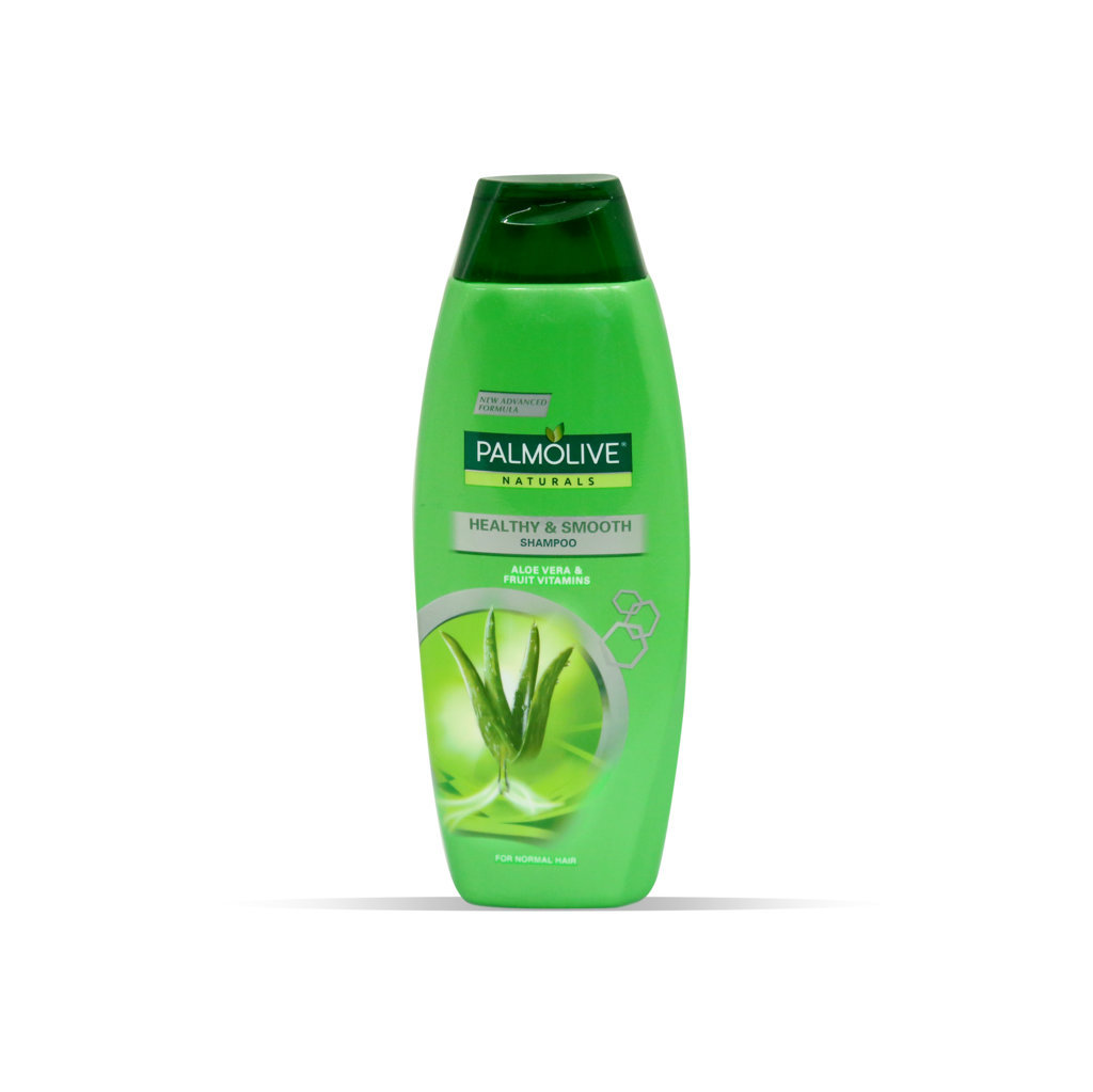 Palmolive Healthy & Smooth Shampoo 375ml (C)