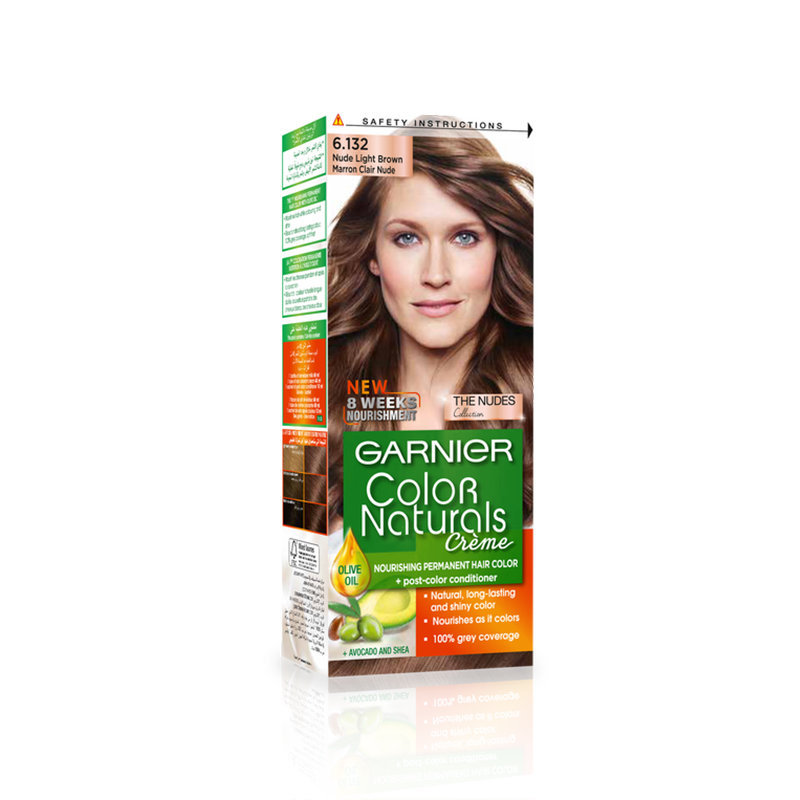 Garnier Color Naturals Hair Color 6.132 40ml