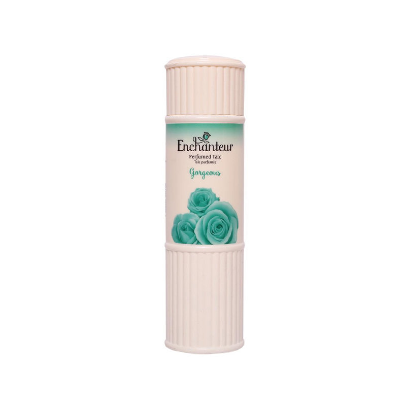Enchanteur Gorgeous Talcum Powder 125gm