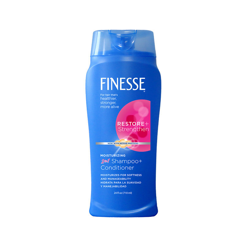 Finesse Moisturizing Shampoo n Conditioner 710ml USA