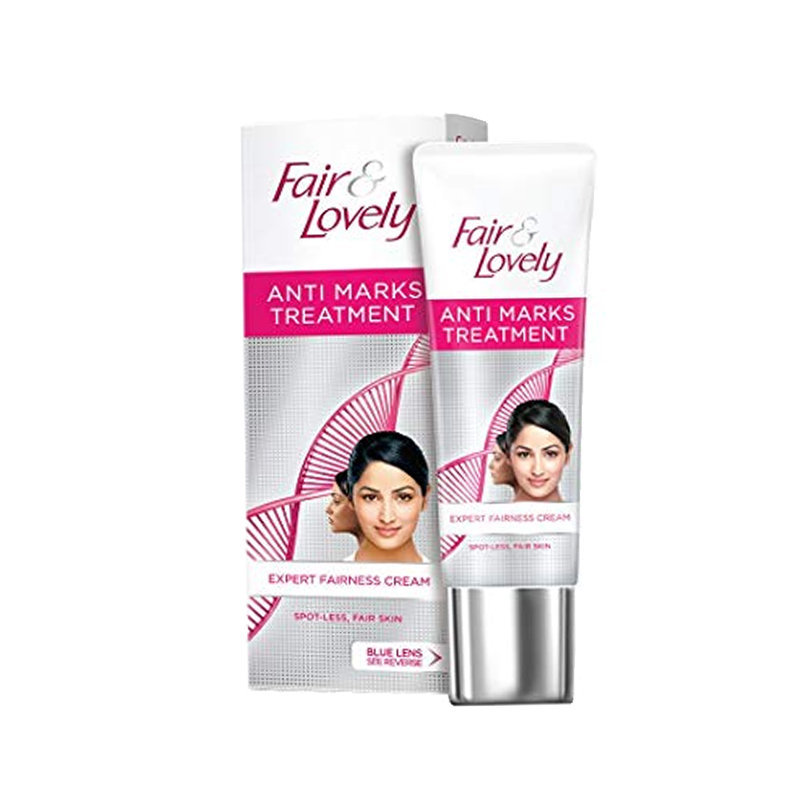 Fair n Lovely Anti Marks Treatment Fairness Face Cream 40gm (Ind)