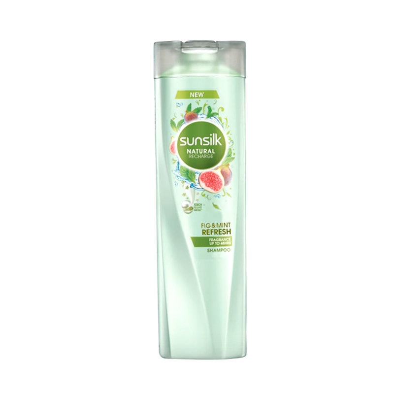 Sunsilk Fig & Mint Shampoo 400ml