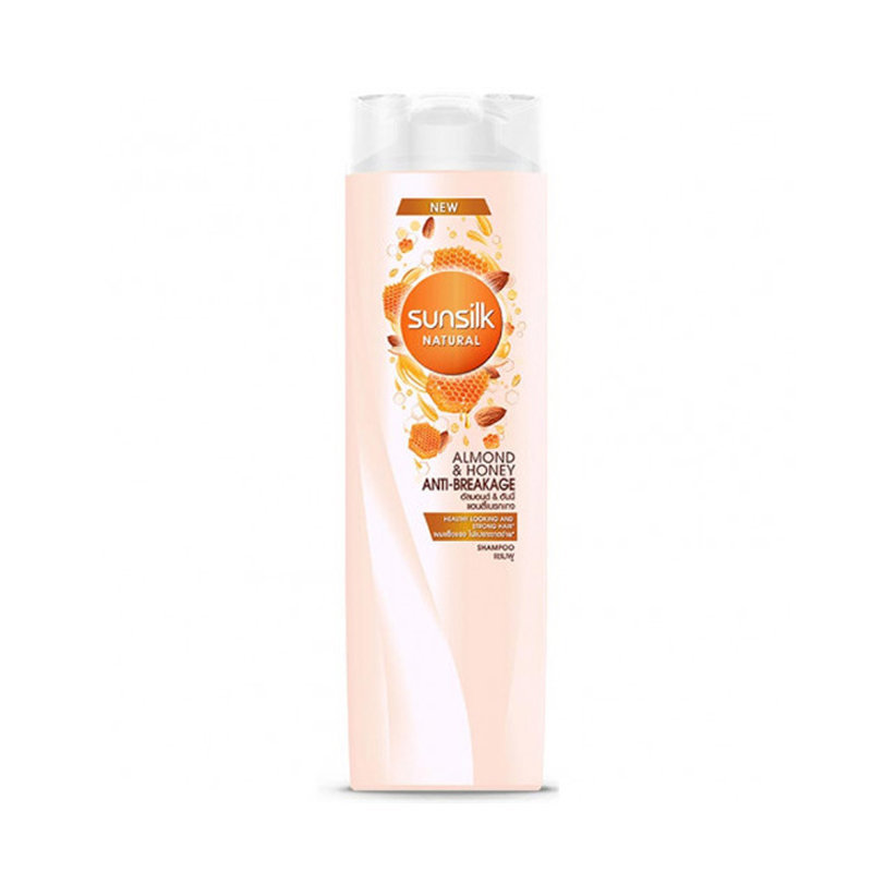 Sunsilk Almond & Honey Shampoo 400ml