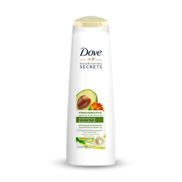Dove Strengthening Ritual Shampoo 250ml (UK)