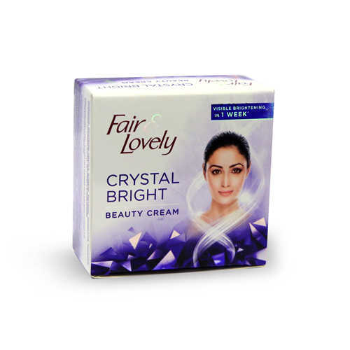 Fair n Lovely Crystal Bright Face Cream 25gm