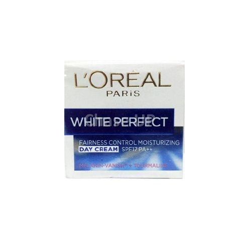 Loreal White Perfect Day Moisturizing Face Cream SPF17 50ml