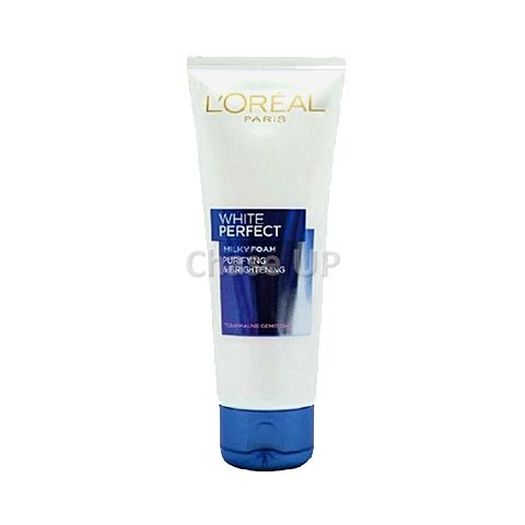 Loreal White Perfect Milky Facial Foam 100ml (AG)
