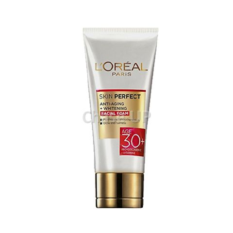 Loreal Skin Perfect Age 30+ Whitening Facial Foam 50gm