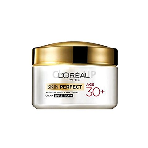 Loreal Skin Perfect Age 30+ Whitening Face Cream 50gm
