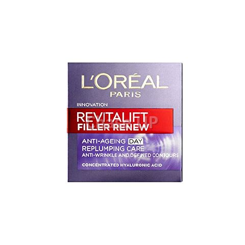 Loreal Revitalift Filler Anti Ageing Day Face Cream 50ml