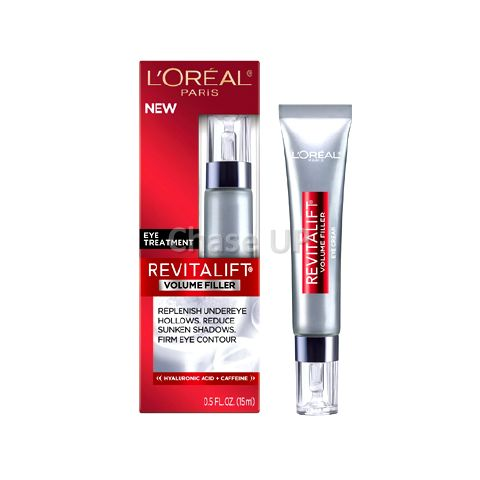 Loreal Revitalift Filler Revolumizing Eye Cream 15ml