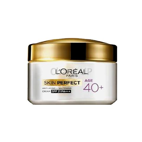 Loreal Skin Perfect Age 40+ Whitening Face Cream 50gm