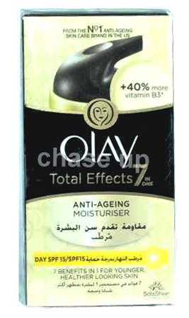 Olay Tatal Effect 7X Day Face Cream 50ml