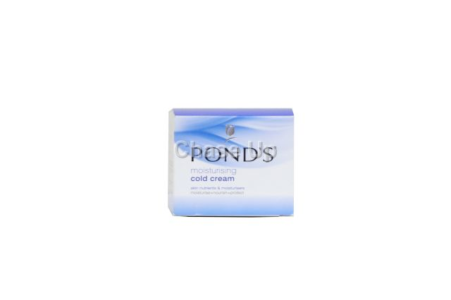 Ponds Moisturizing Cold Cream 55ml (G)
