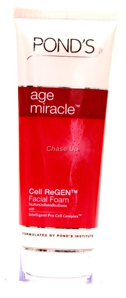 Ponds Age Miracle Red Facial Foam 100gm