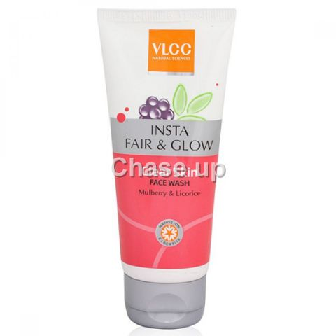 VLCC Insta Fair & Glow Clear Skin Face Wash 50ml