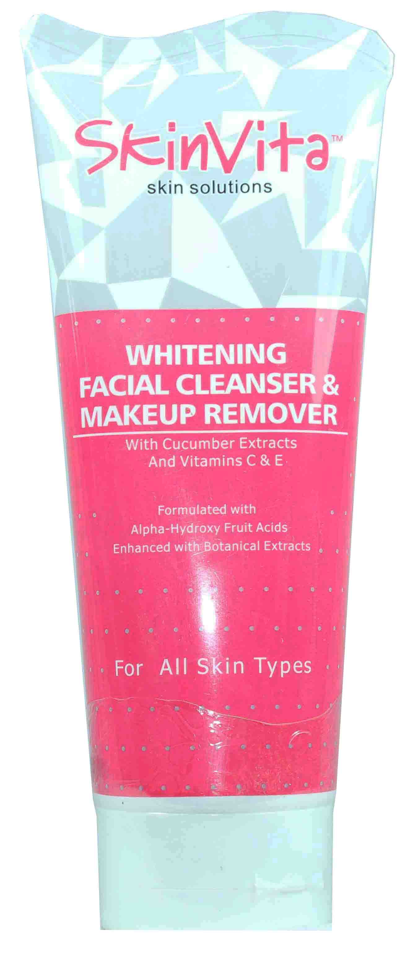 Skin Vita Whitening Facial Cleanser 150ml