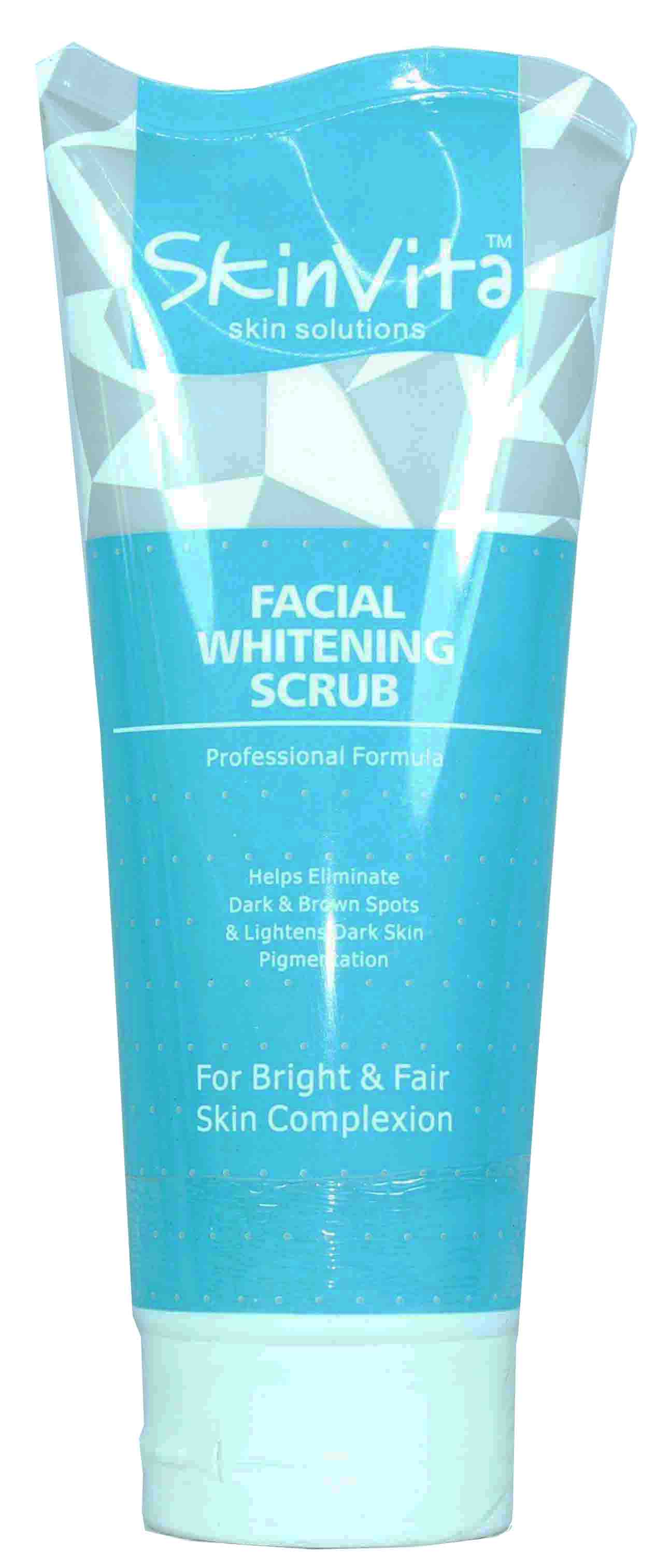 Skin Vita Whitening Facial Scrub 150ml