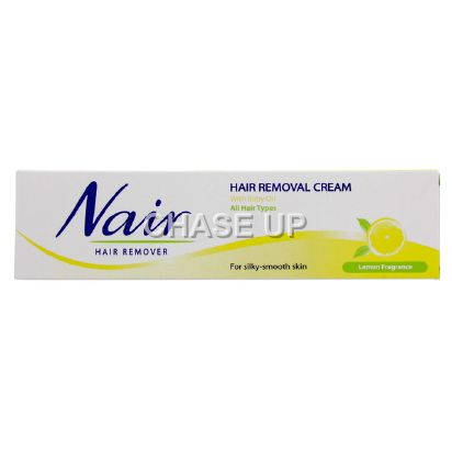 Nair Lemon Fragrance Hair Removing Cream Tube 110ml (K)