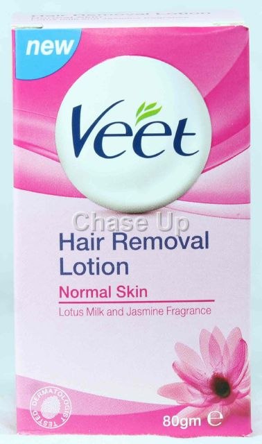 Veet Normal Skin Hair Removal Lotion 80gm