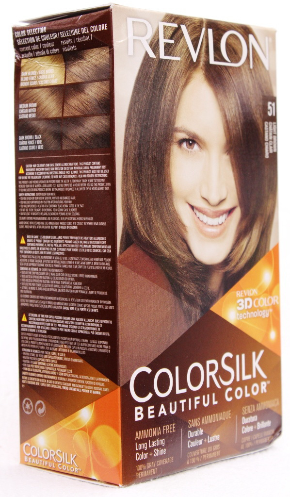 Revlon Color Silk Hair Color 51 130ml